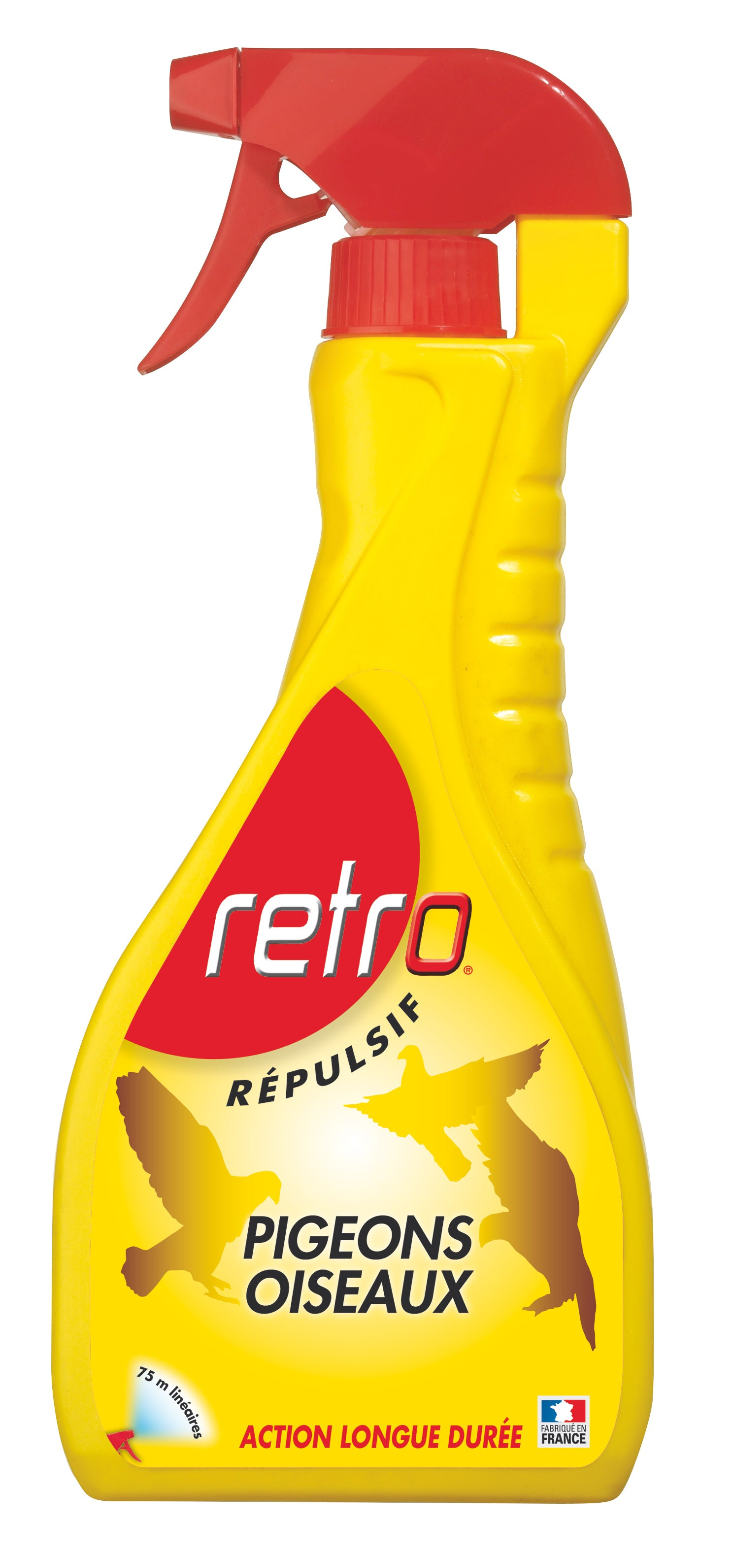 Repulsif Antipigeons Retro 750ml Leroy Merlin