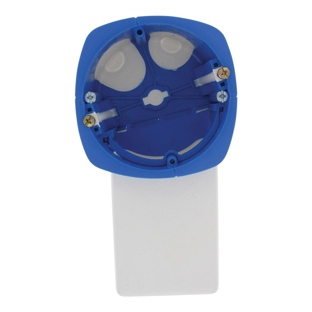 Boîte d'encastrement pour micro module, multicloison 1 poste(s), CAPRI