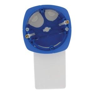 Image : Boîte d'encastrement pour micro module, multicloison 1 poste(s), CAPRI
