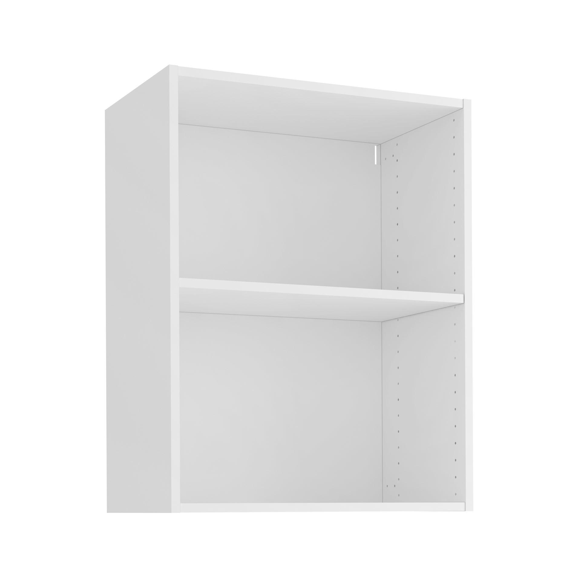 Caisson de cuisine haut DELINIA ID, blanc H.15.15 x l.15 x P.15 cm