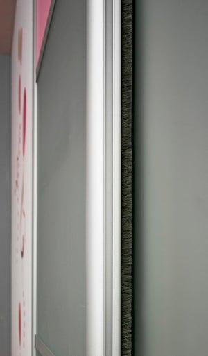 Joint Brosse Plastique Pour Portes Coulissantes Hettich