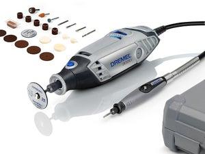 Image : Minioutil multifonction avec 25 accessoires, DREMEL, 3000 jd