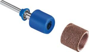 Image : Adaptateur de ponçage speedclic S407, 2 bandes incluses