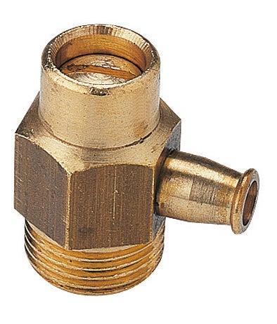 Purgeur dair pour radiateur laiton 1//4 BSP 11.45 mm diam/ètre filetage