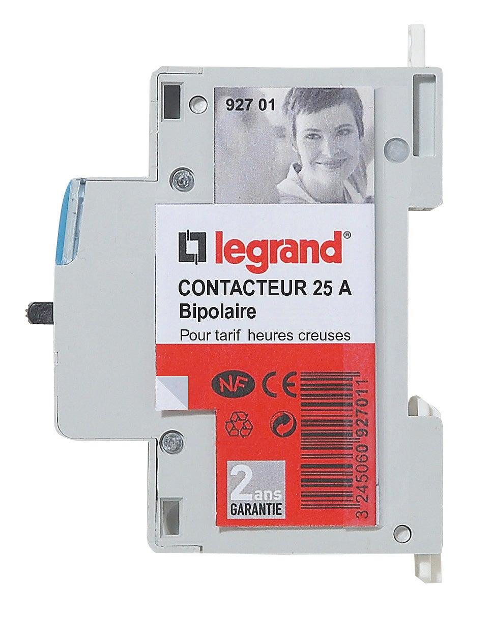 Contacteur Legrand 230 V 25 A