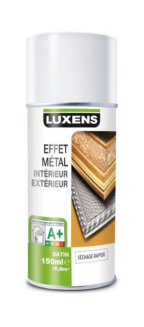 Peinture Aerosol Metal Satin Luxens Bronze 0 15 L Leroy Merlin