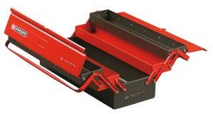 Image : Boîte à outils BT.13GPB FACOM, rouge et noir
