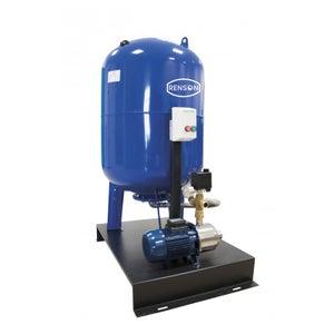 Image : Groupe de surpresseur RENSON 2650W 8400 l/h 6.4bars réservoir 300 litres