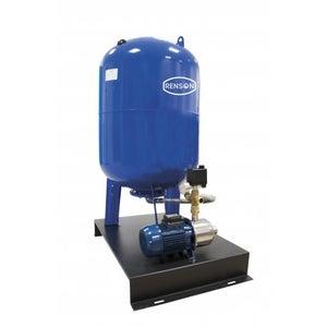 Image : Groupe de surpresseur RENSON 1830W 10200 l/h 4.95bars réservoir 100 litres
