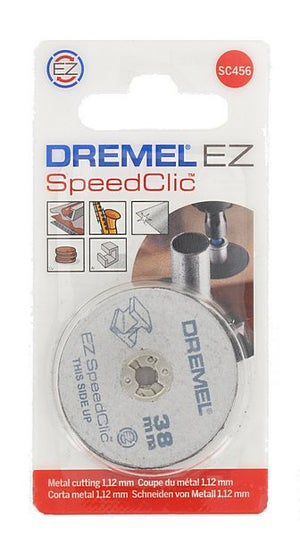 Image : Lot de 5 disques à tronçonner, DREMEL