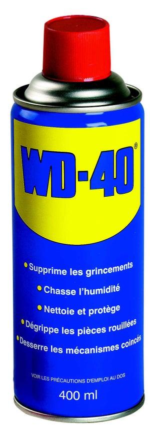 Image : Lubrifiant multifonction en aérosol, 400 ml WD-40