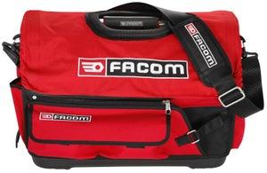 Image : Sac à outils FACOM, L.49 cm, rouge et noir