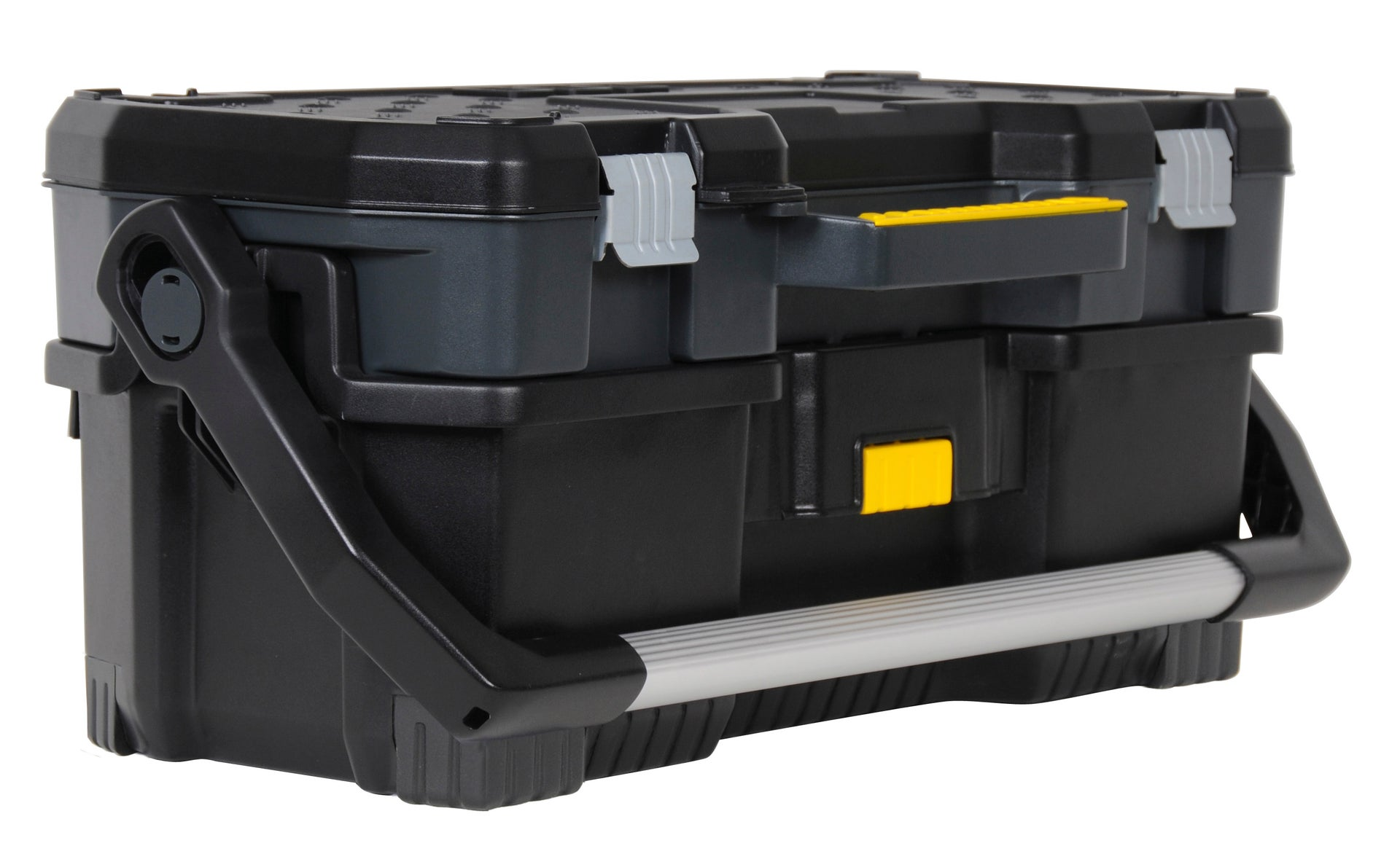 Servante De Chantier Stanley Modulo 2 En 1 Plastique L50 Cm