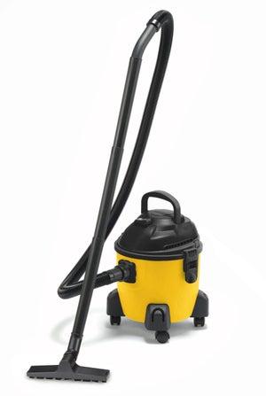 Aspirateur de chantier eau et poussières PRACTYL, 14 kPa, 15 l