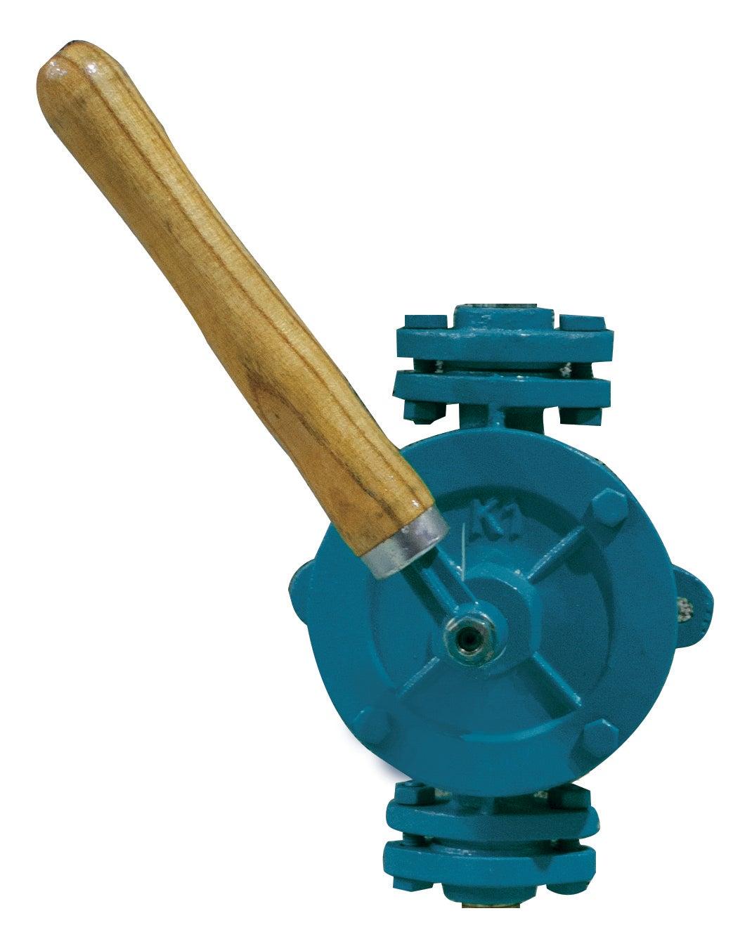Pompe Semi Rotative Vide Fûte Pour Fuel Gasoil Renson 137958 2000 Lh