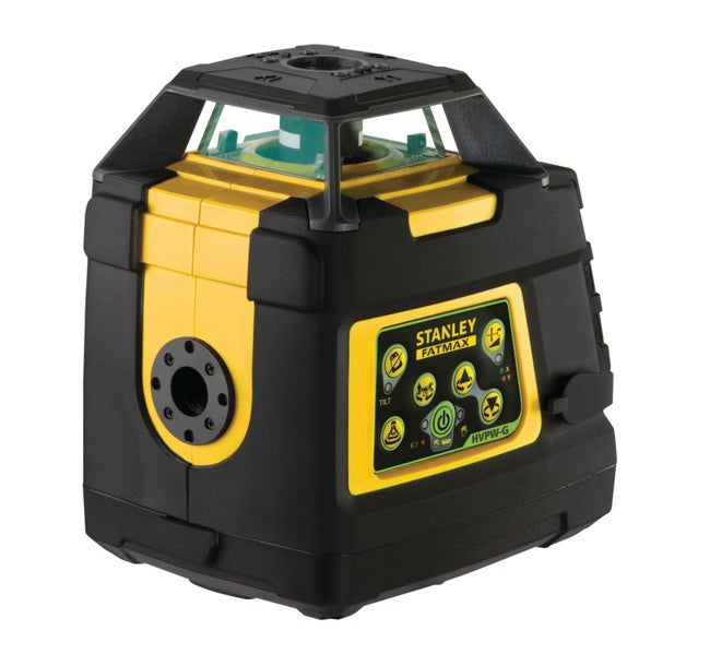 Niveau Laser Rotatif Stanley Fatmax Rlhvpw Vert