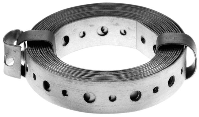 Bande Perforee Galvanise 20x12 Mm Leroy Merlin