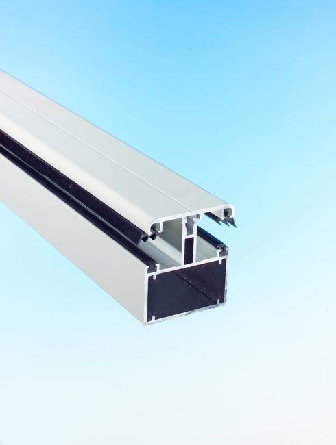 Kit Jonction Portante Pour Plaque Ep 16 32 Mm Blanc Laque L 4 M Leroy Merlin