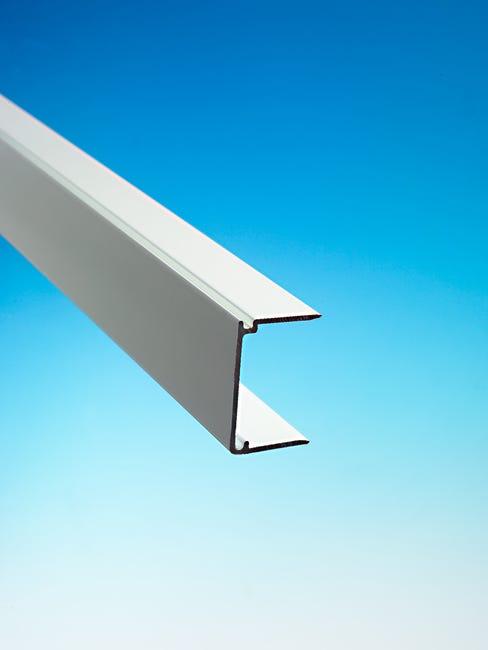 Profil Obturateur Pour Plaque Ep 32 Mm Blanc Laque L 1 25 M Leroy Merlin