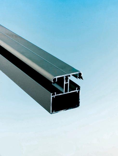 Kit Jonction Portante Pour Plaque Ep 16 32 Mm Gris L 4 M Leroy Merlin