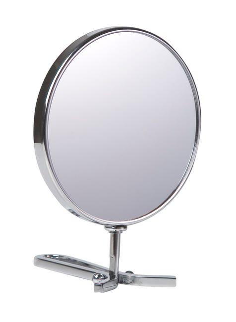 Miroir Grossissant X 5 Rond A Poser X P 2 Cm Emma Leroy Merlin