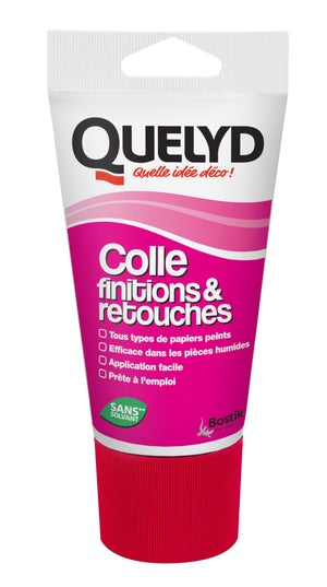 Image : Colle Finitions et retouches QUELYD, 0.1 kg