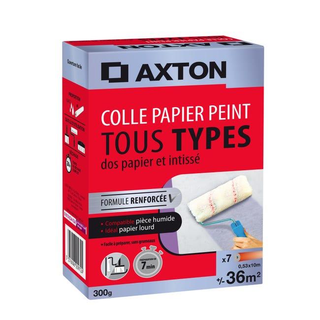 Colle Papier Peint Axton 0 3 Kg Leroy Merlin