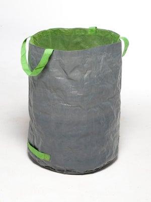 Image : Sac à végétaux à gazon réutilisable GEOLIA 125 l