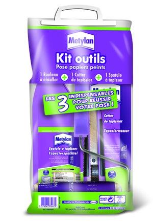 Image : Kit outils à papiers peints METYLAN