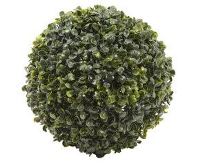 Boule buis, dia36x36cm vert