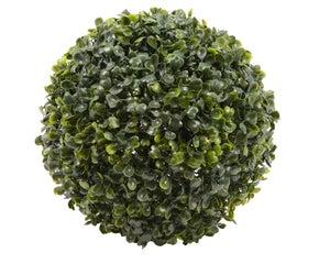 Boule buis dia49x49cm vert à assembler