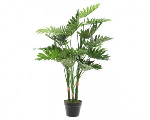 Philodendron plastique 100cm vert