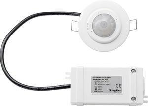 Détecteur de mouvements plafond, 360°, led  SCHNEIDER ELECTRIC Cctr1p001