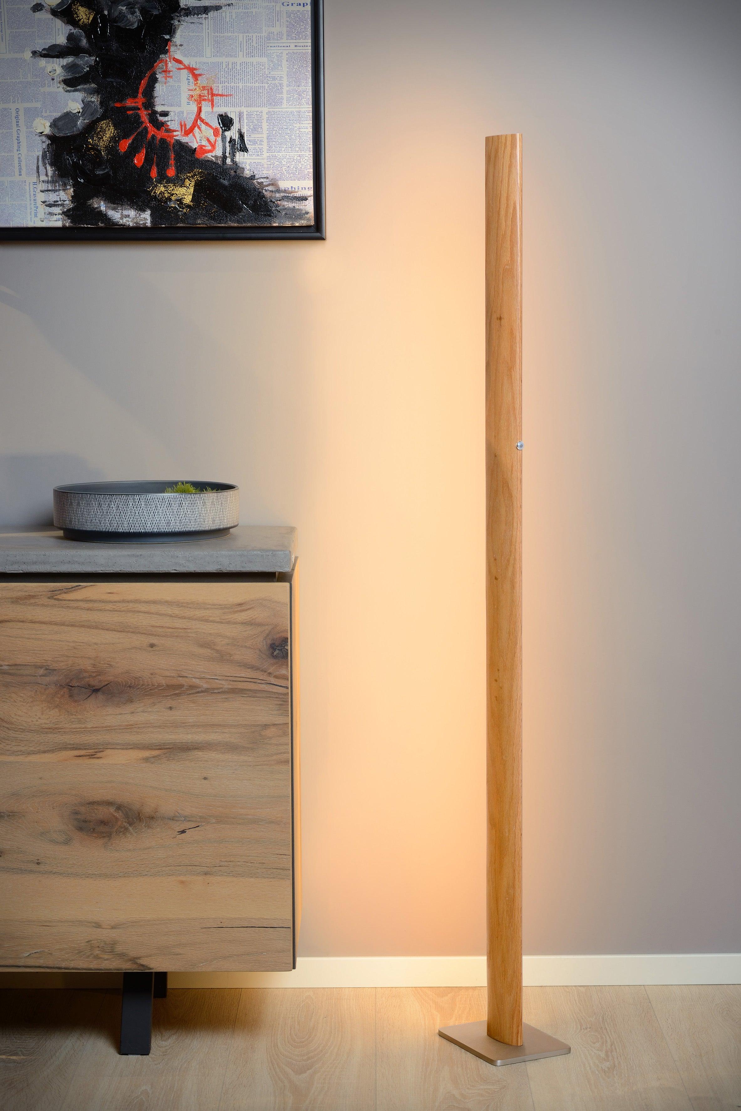 Lampadaire Mona, H.160 cm, 40 W | Leroy Merlin