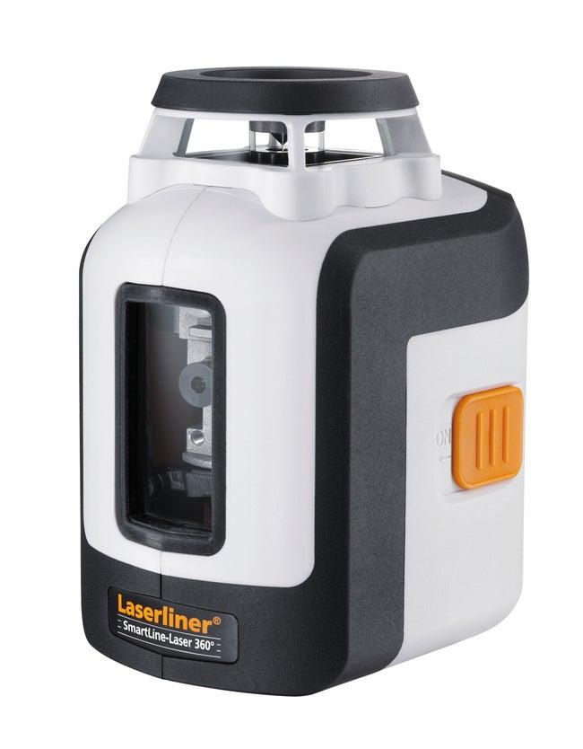 Kit Laser 360 Laserliner Smartline Intérieur Et Extérieur