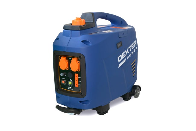 Groupe électrogène Essence Inverter Dexter Power 2100 W