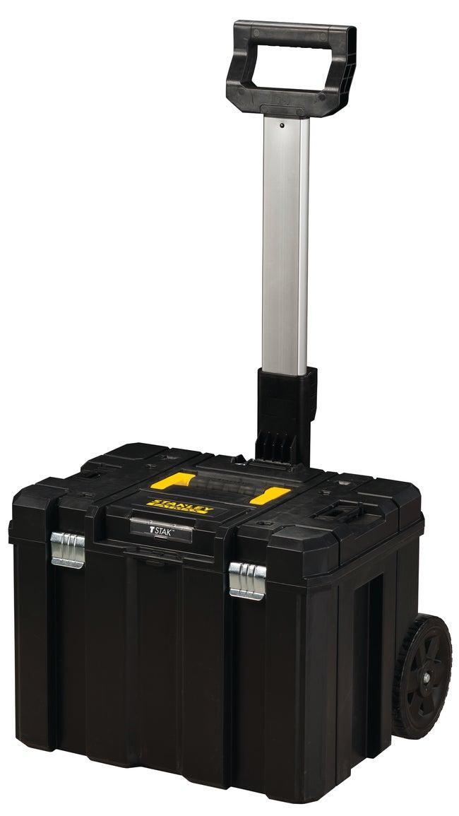 Grande Capacité Coffre Mobile Tstak Fatmax 23 Litres Fmst1 75753 Stanley Fatmax