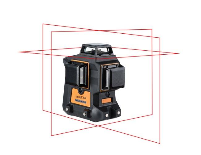 Laser à Lignes 3 Axes à 360 Geo Fennel 534000