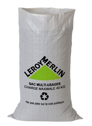Sac à Gravats Leroy Merlin