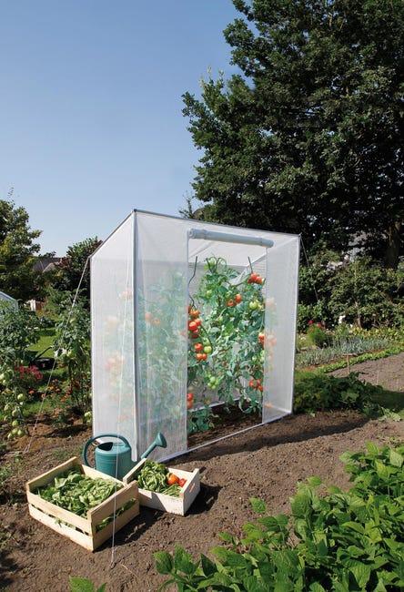 Serre Nature Serre De Jardin L 200 X P 76 X H 185 Cm Leroy Merlin