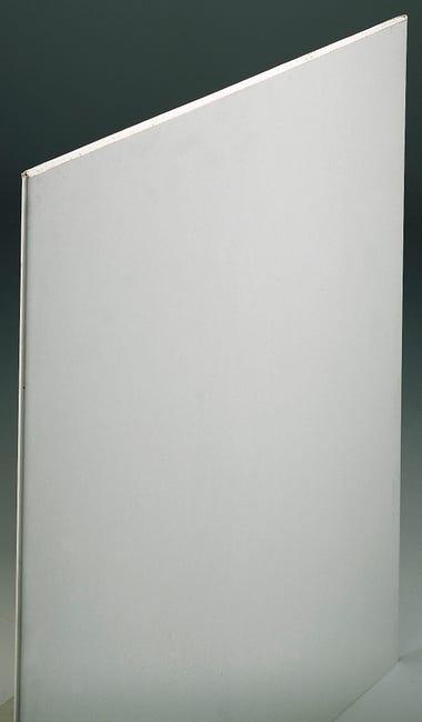 Plaque De Platre Ba 13 H 260 X L 120 Cm Standard Knauf Leroy Merlin