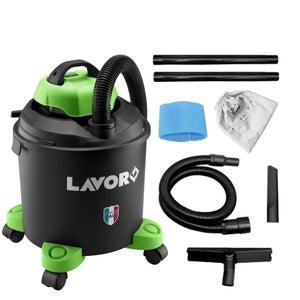 Image : Aspirateur de chantier eau et poussières LAVOR JOKER 1400P, 18 kPa, 18 l