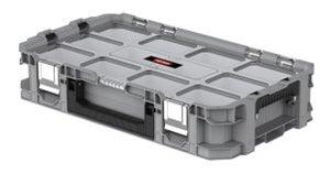 Image : Organizer Connect plastique KETER, L.30.2 cm, gris
