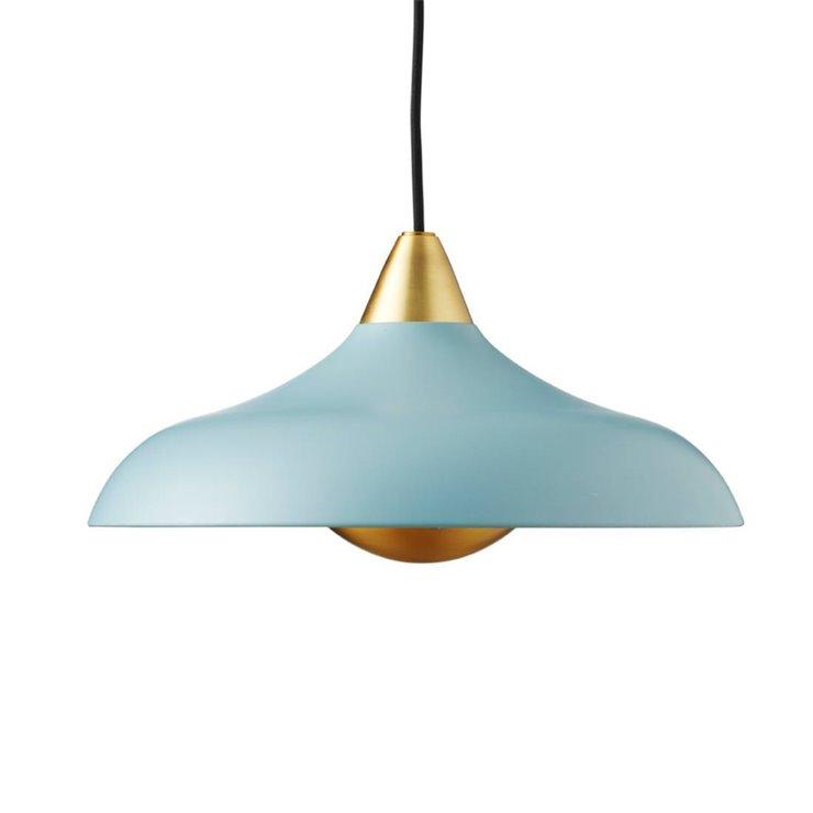 Suspension luminaire bleu au meilleur prix | Leroy Merlin