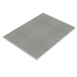 Planche Plate Pvc 405x10 Freefoam Solid Plaxe Gris Cedre 3 M Leroy Merlin