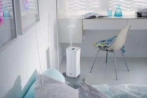 Image : Humidificateur d'air STADLER FORM Eva little blanc, 7.6 l/jour