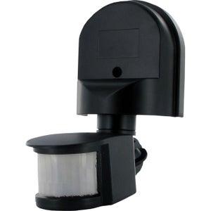Détecteur de mouvement, 220-240V, 180 ° noir SMARTWARES Es90
