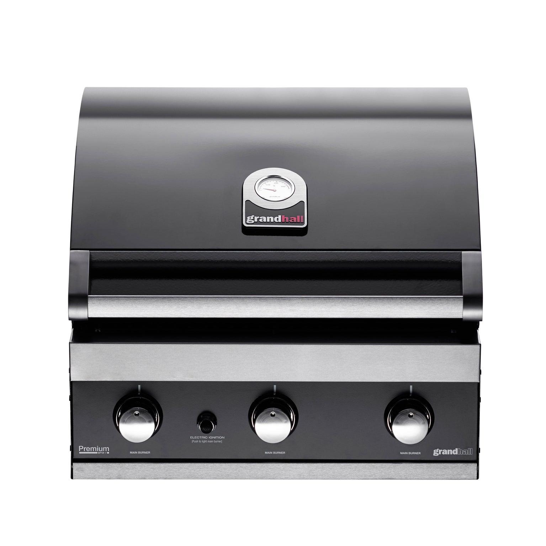 Barbecue au gaz CADAC Meridian, gris dakota | Leroy Merlin