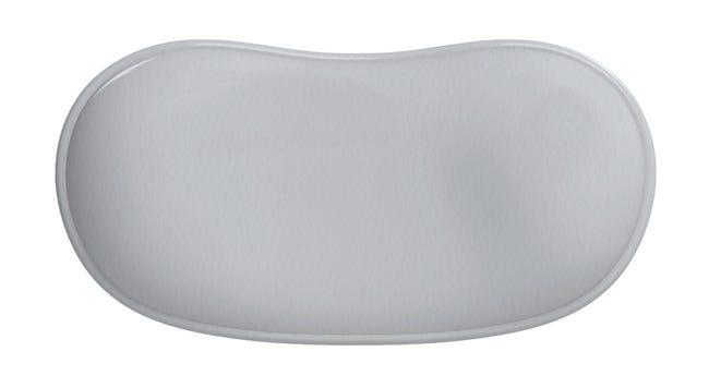 Coussin Repose Tete Polyurethane Blanc Leroy Merlin