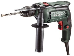 Perceuse à percussion filaire METABO Sbe650, 650 W